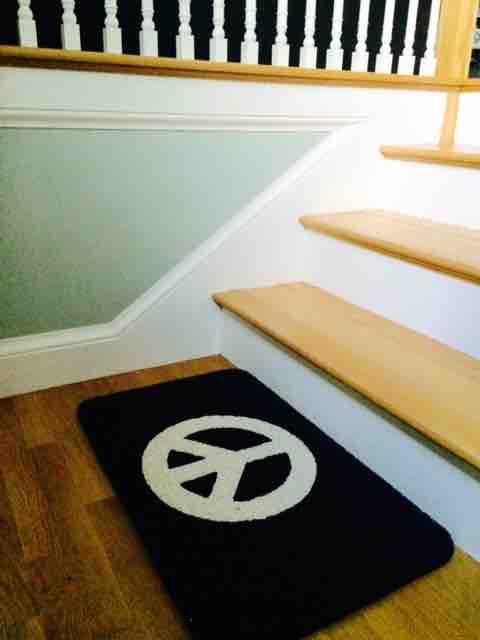 Peaceful Entryway