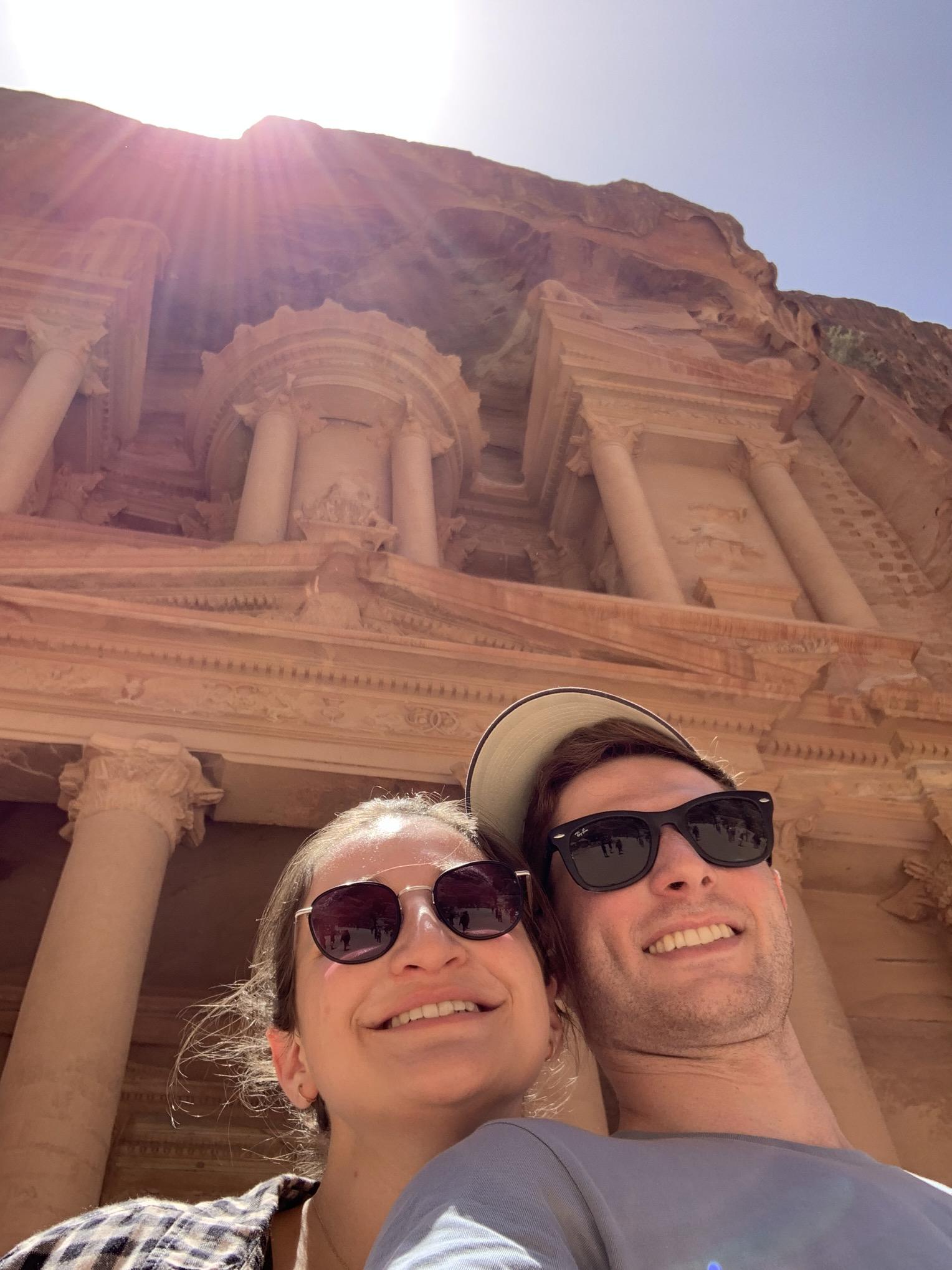 """Petra, """"The Treasury"""""""