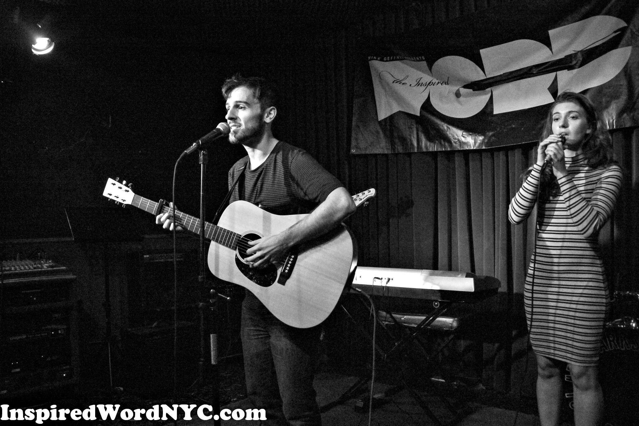 The Inspired Word- The Parkside Lounge