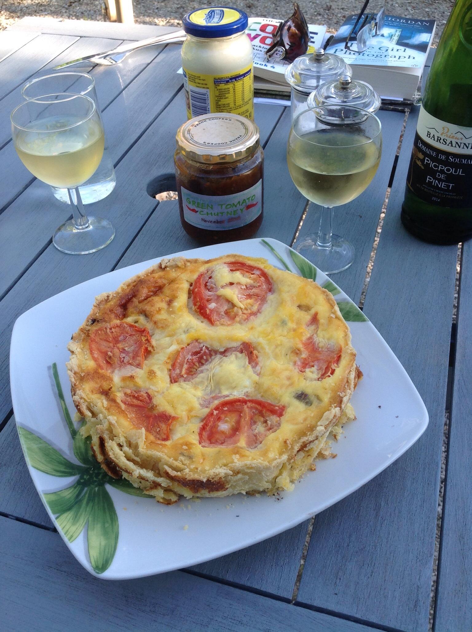 Deep, satisfying and full of tasty goodness... just like Jayne!
