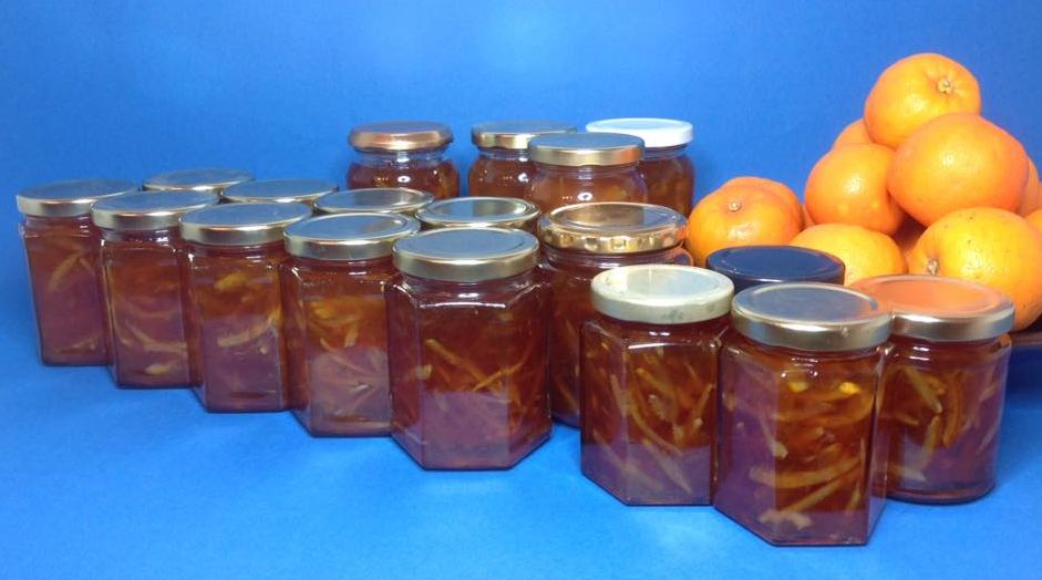 'Good Morning' Breakfast Marmalade complete. Next destination...  Seville!