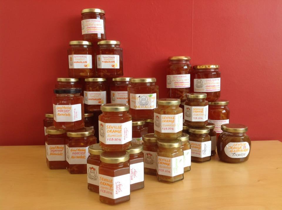 Marmalade 2016 batch