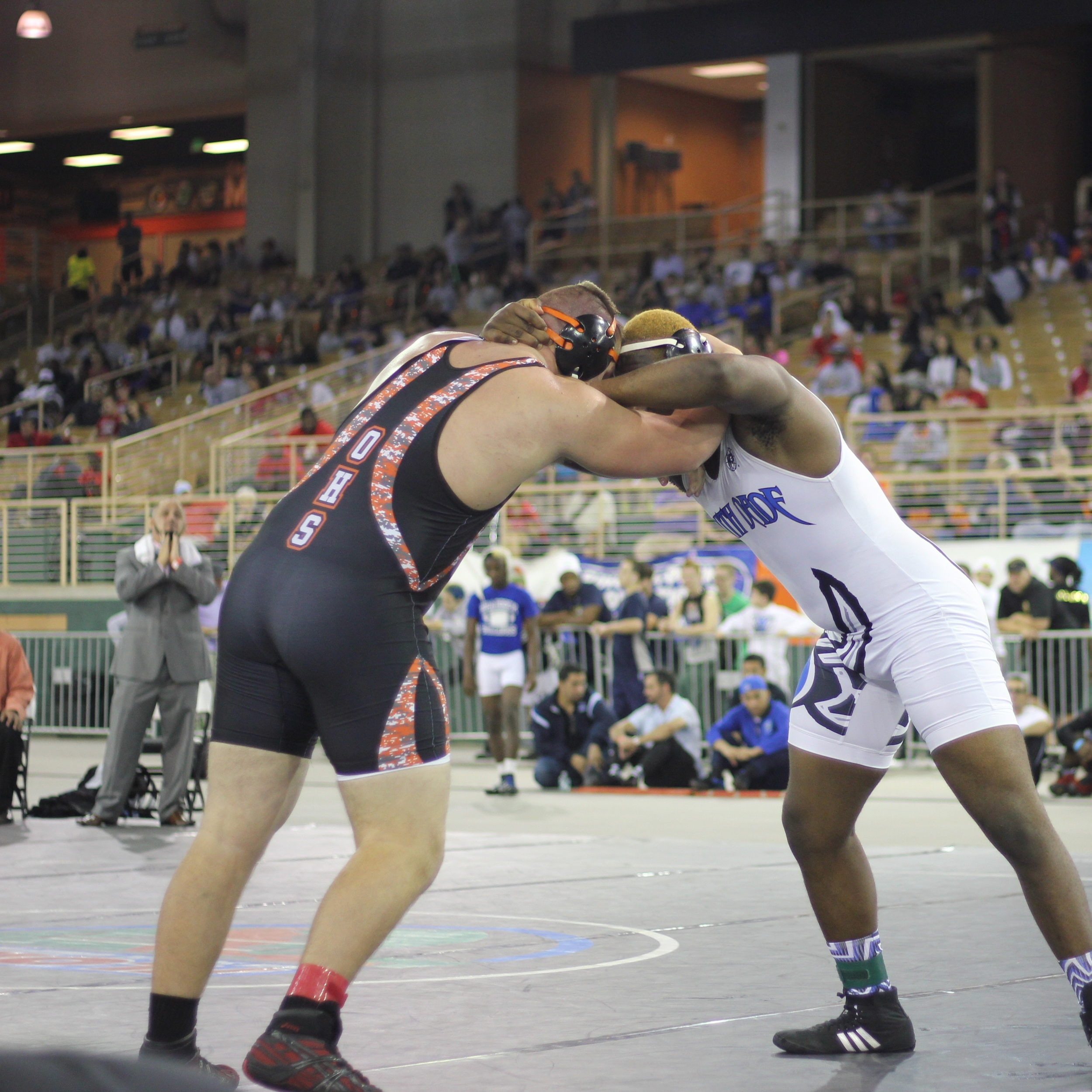 Shriner downed Taylor 5-4 to win the 2015 285 lb. title