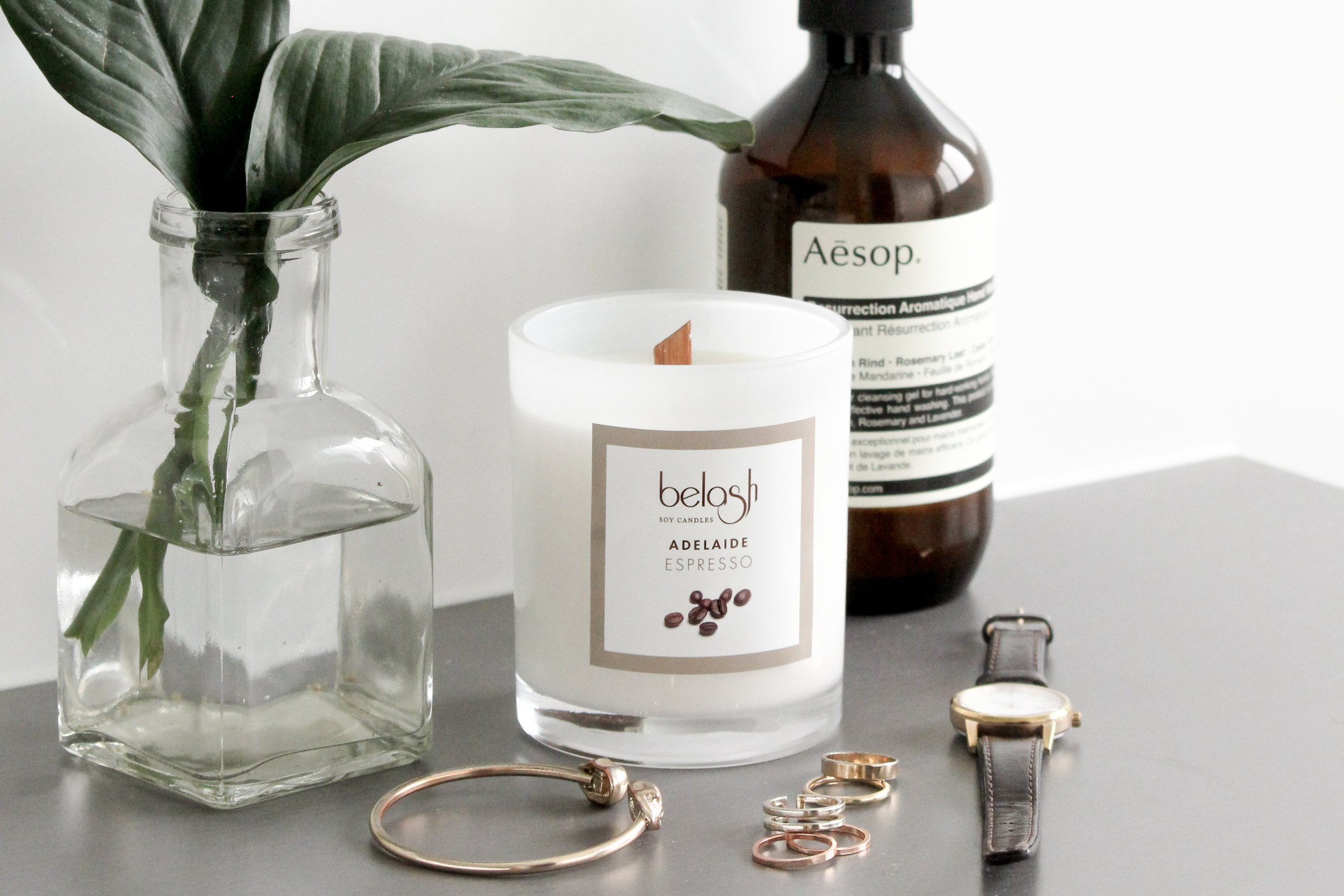 Our Candle Range   Where it all began... Our original Belash range! Inspired by South Australia and named after South Australian Regions