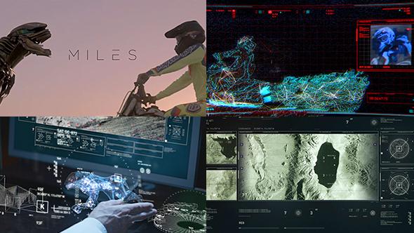 Miles - Proof-of-concept short film