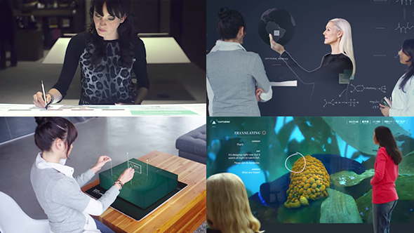 Microsoft's Productivity Future Vision 2015