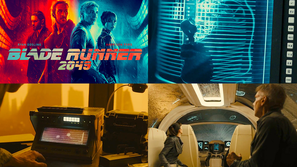 Blade Runner 2049 - UI Design