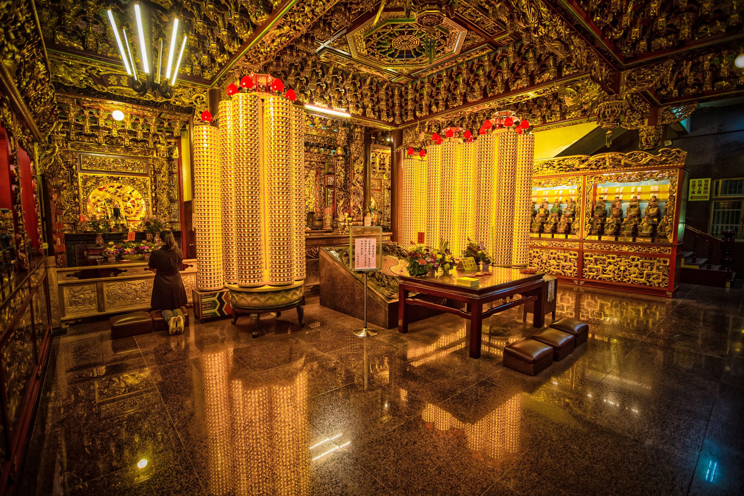 - 中壢市,仁海宮 Chungli City's Ren-Hai Temple