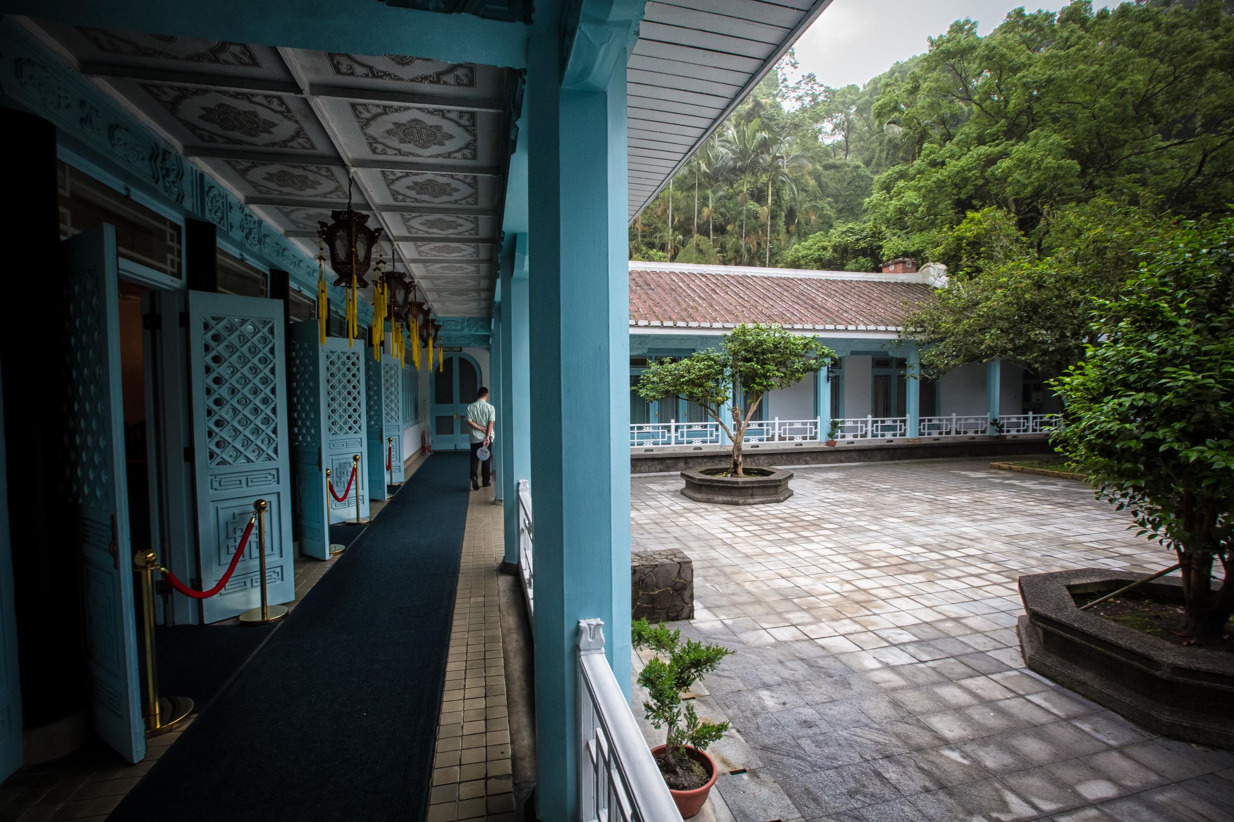The Resting Place of Chiang Kai Shek