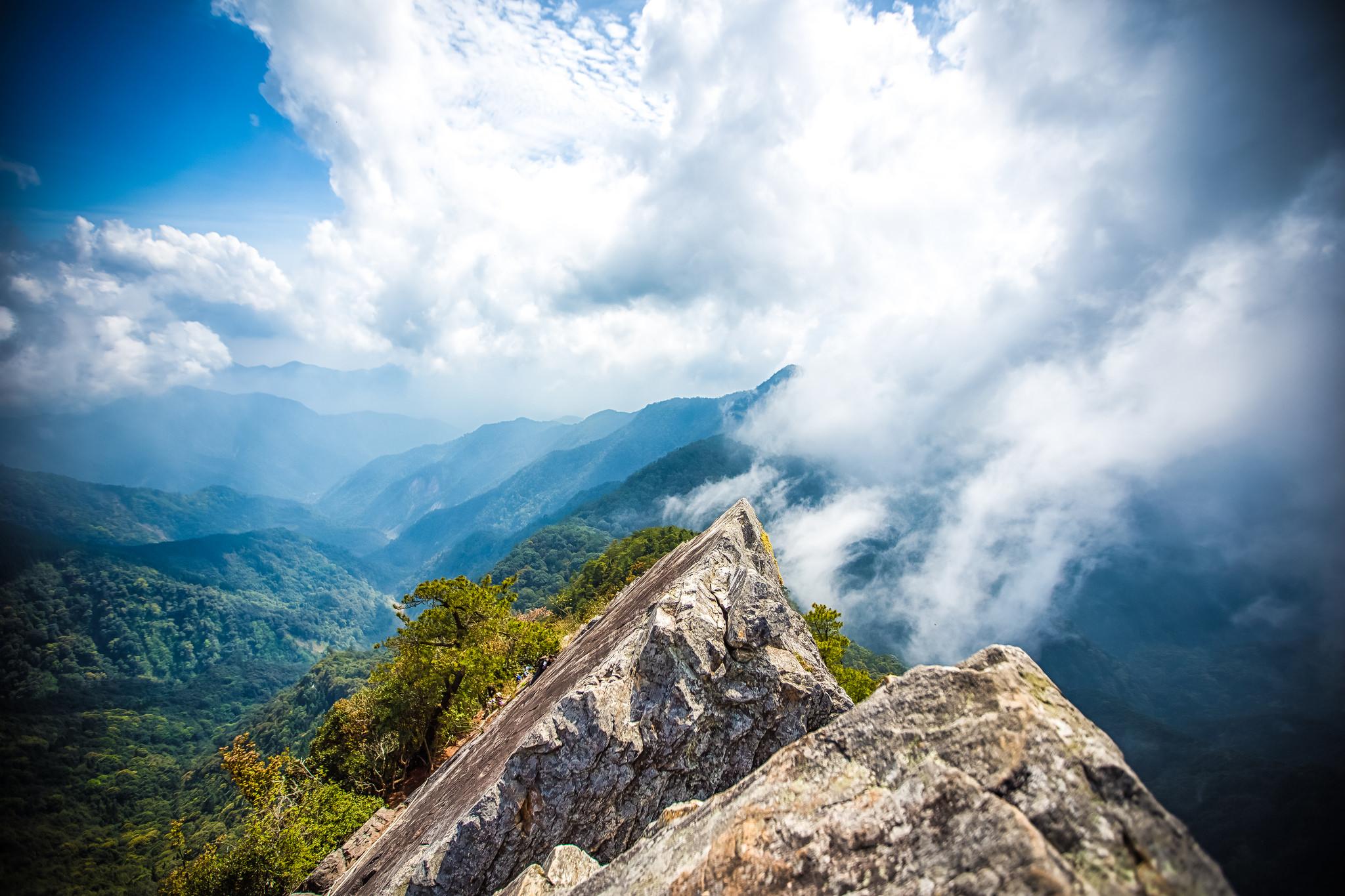 Mountain Climbing -