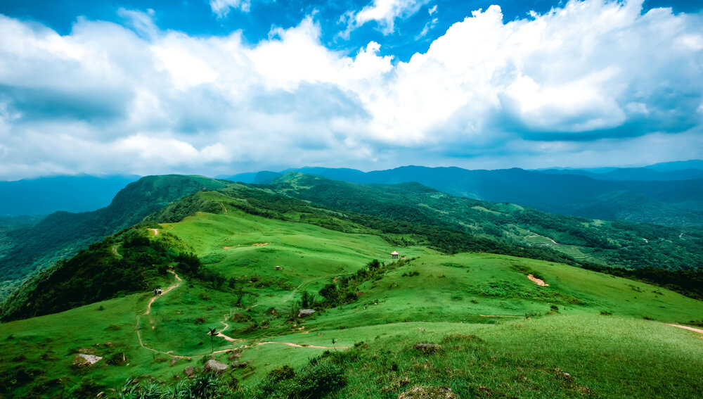 The Taoyuan Valley (桃源谷步道)