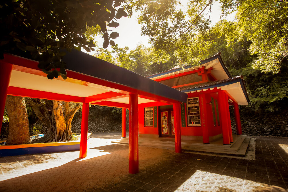Taitung Martyrs Shrine (台東忠烈祠)