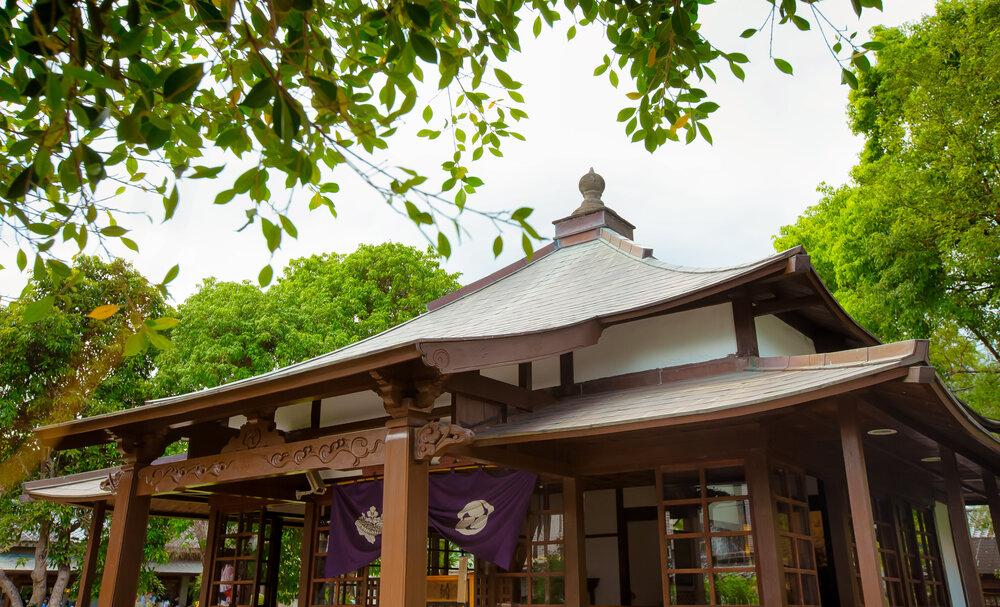 Ji-an Yoshino Shrine (吉安慶修院)
