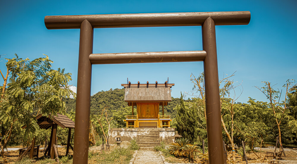 Luye Shinto Shrine (鹿野神社)