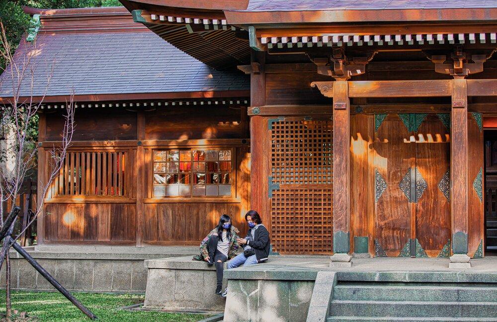 Taoyuan Martyrs Shrine (桃園忠烈祠)