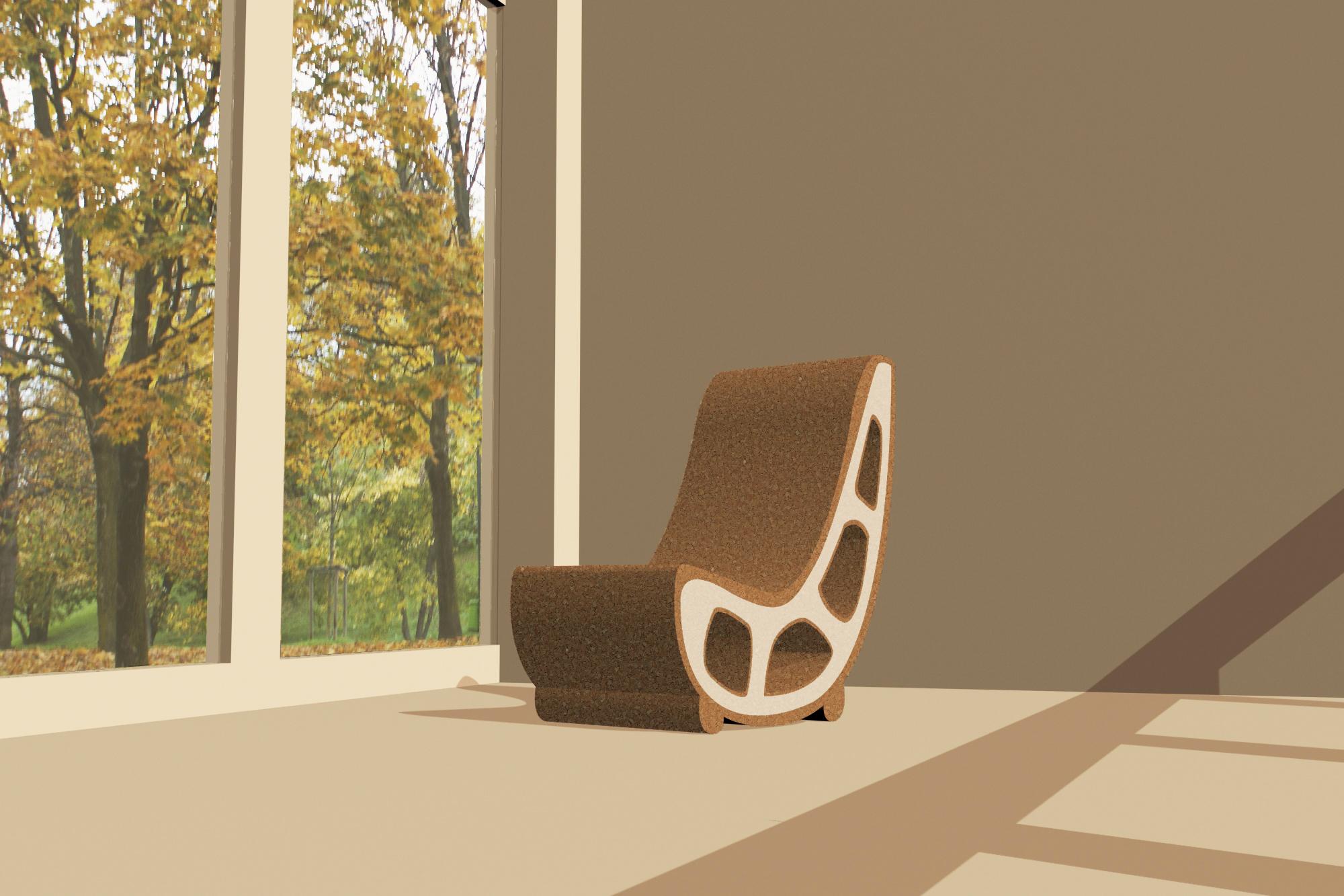 Mobiliario Sostenible: Silla lounge