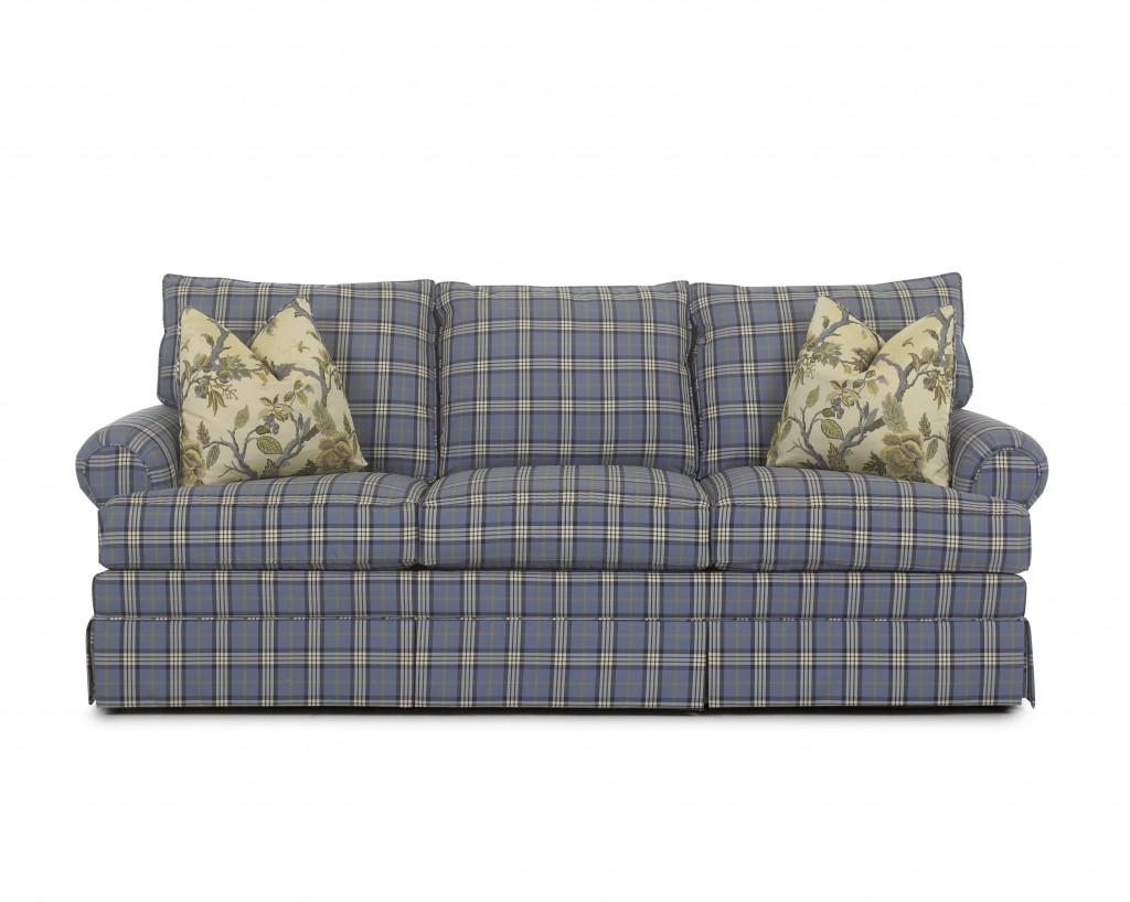 The Richmond Sofa  with T-bar seat cushion