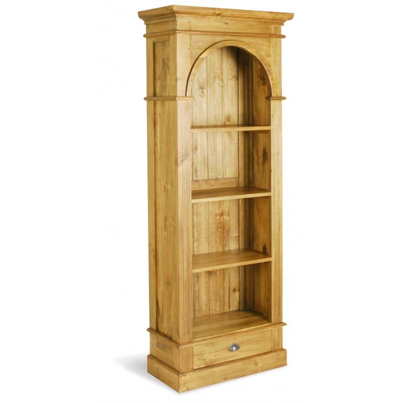 VP116A/BB    V  intage Pine   President Bookcase
