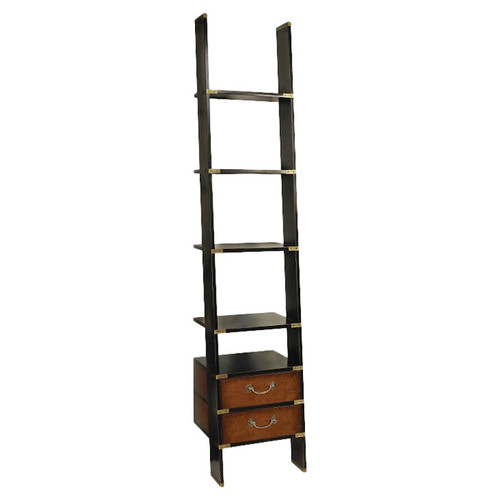 MF068/AM   Library Ladder Bookcase