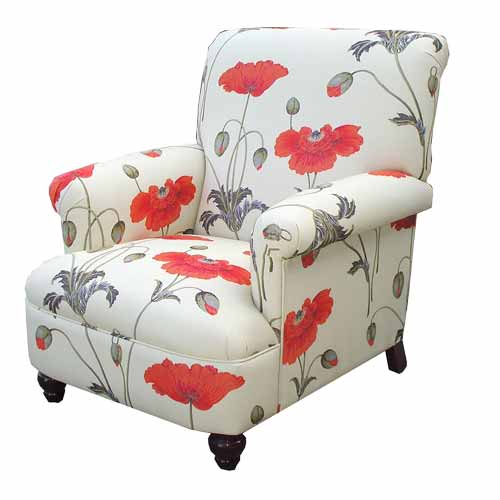 Leah Chair  with Sprung Seat
