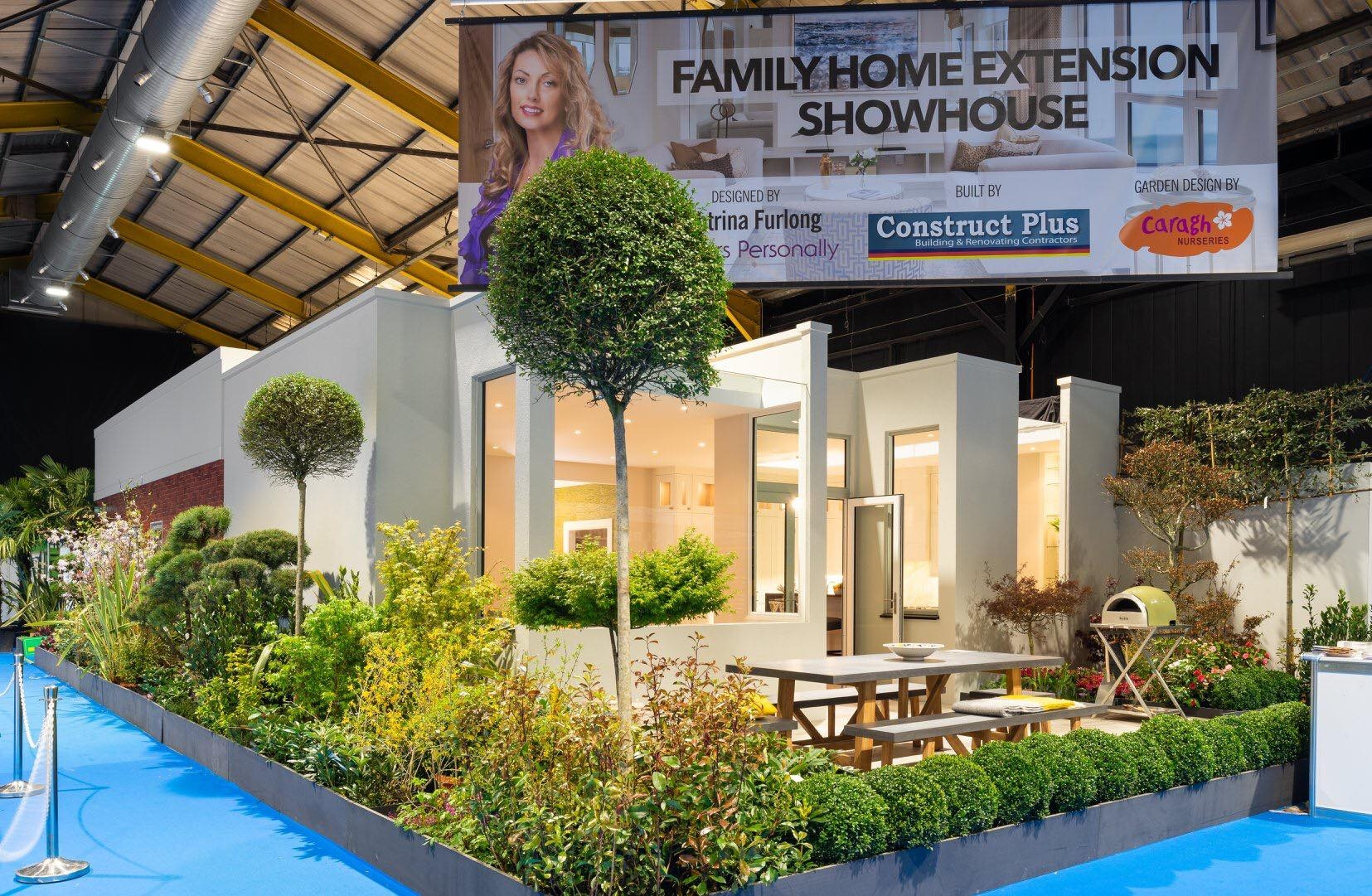 Ideal Home Show - ShowHouse
