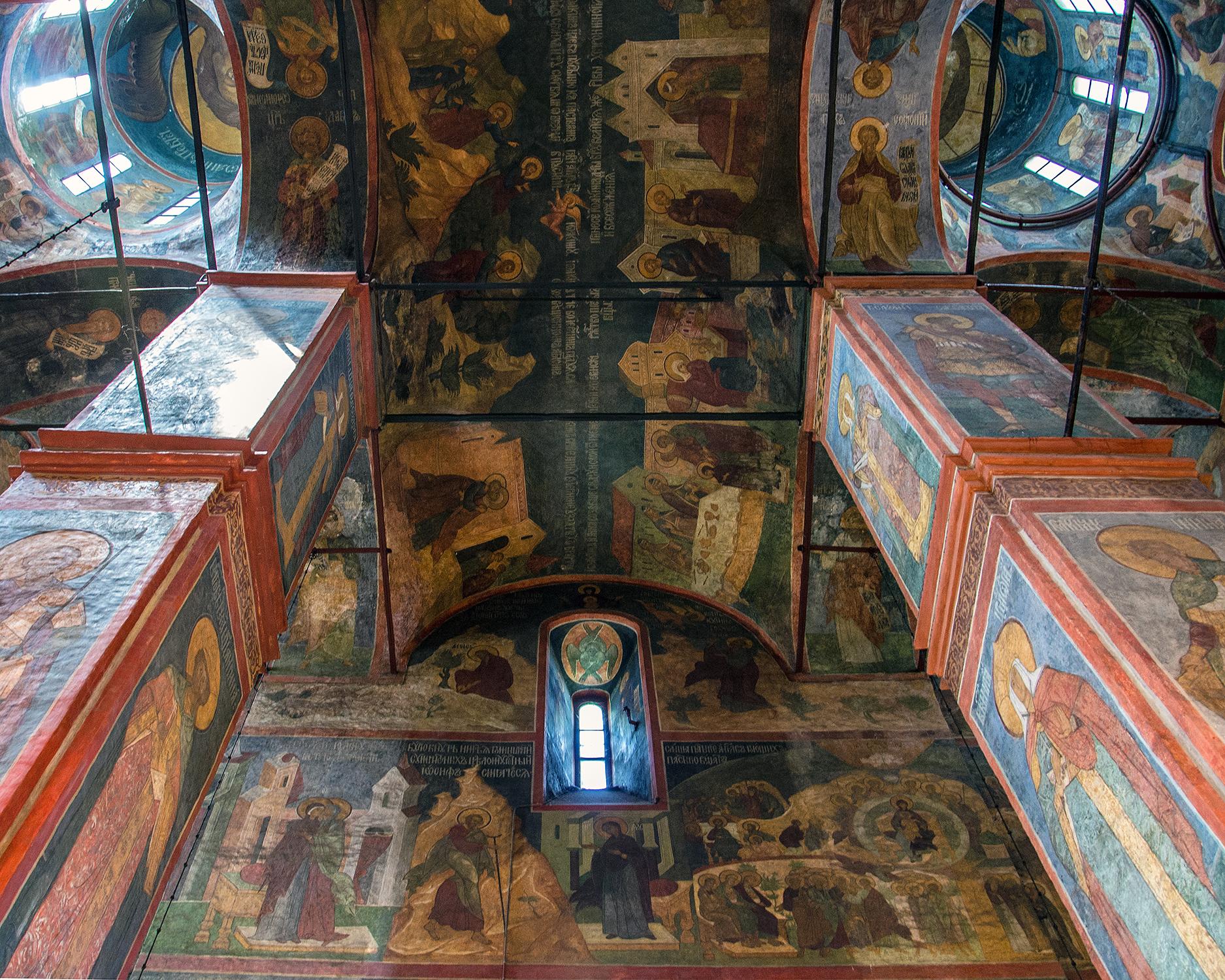 Convento di Novodevičij - Bogorodice-Smolenskij-8639.jpg