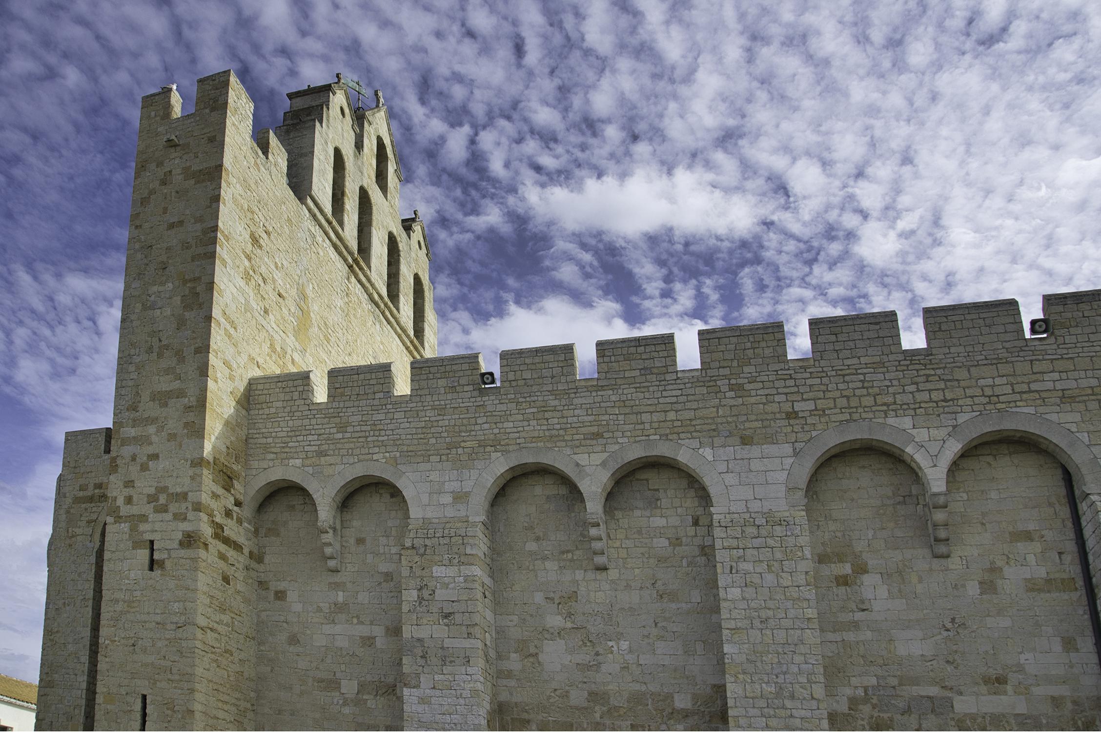 Chiesa fortezza Notre Dame de la Mere_campanile_Camargue-9915.jpg