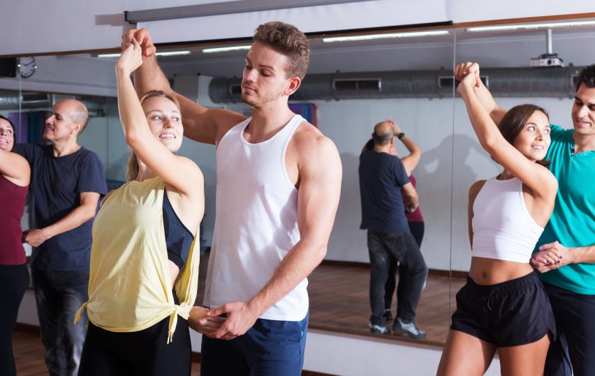 Dance Workshops - Next: Coming Soon