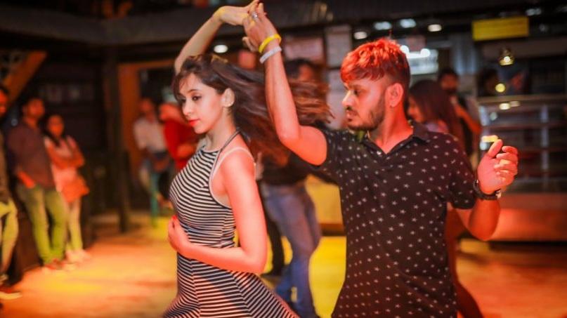 Salsa Parties - Next Party Soon