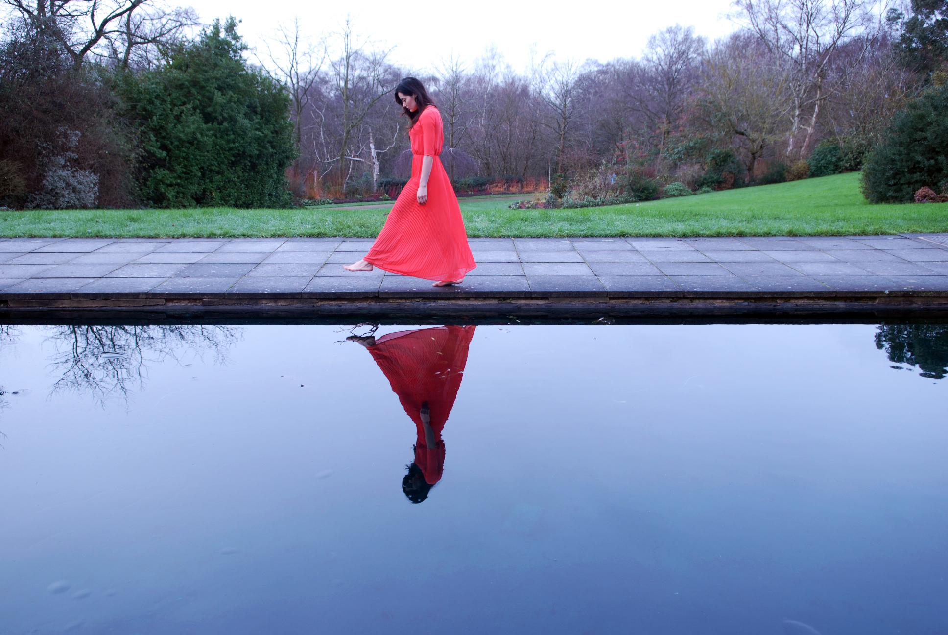 Persephone reflecting life & death