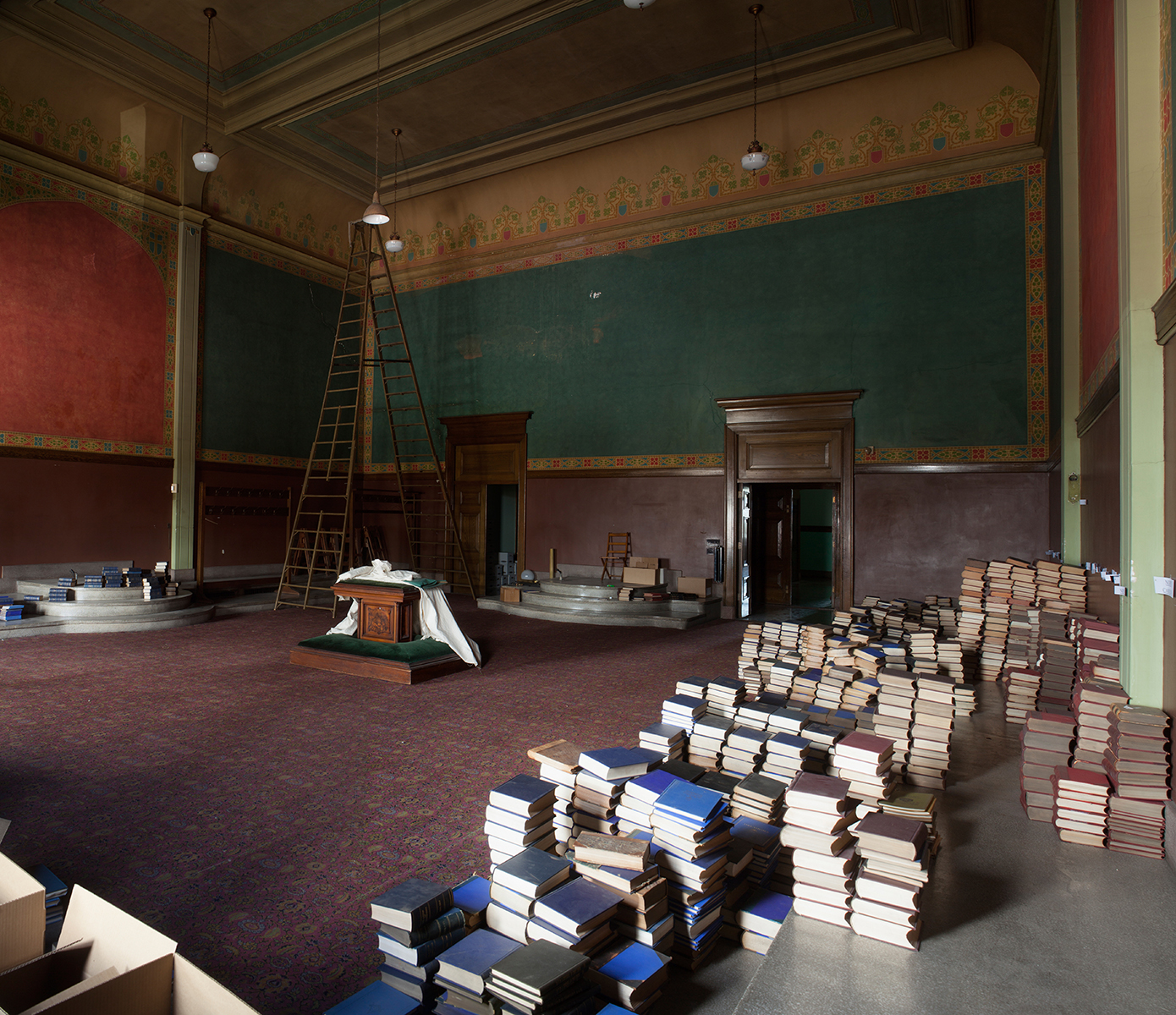 The Eastern Star Hall: Studio Space