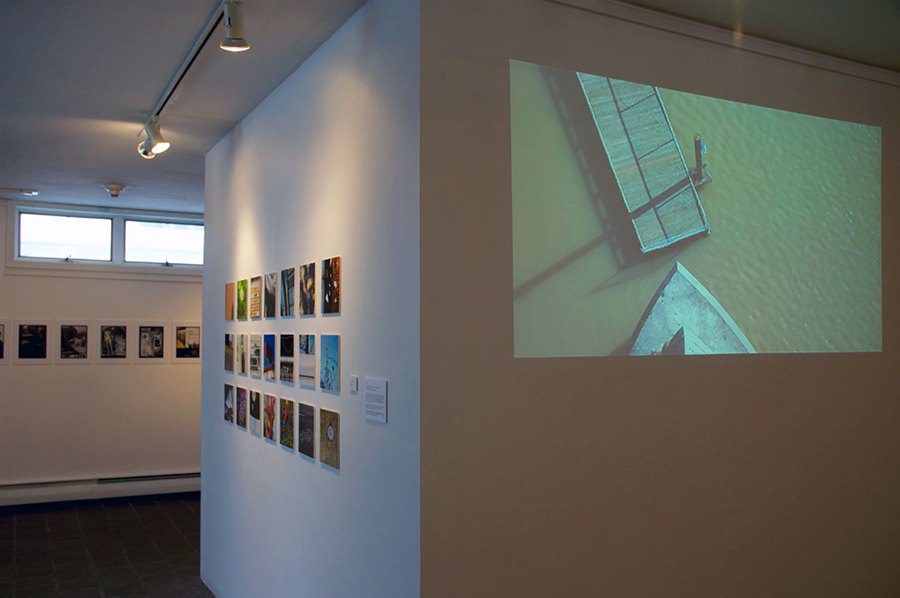 process: Installation View