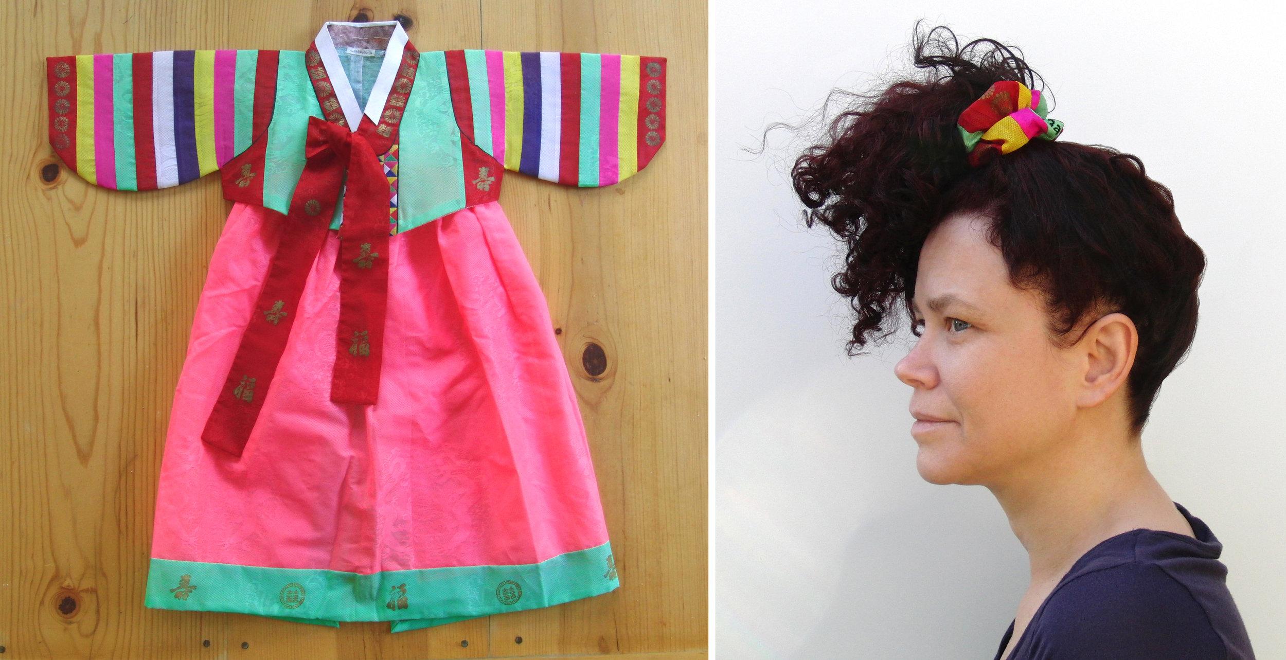 Girls Korean Jacket (Jeogori)