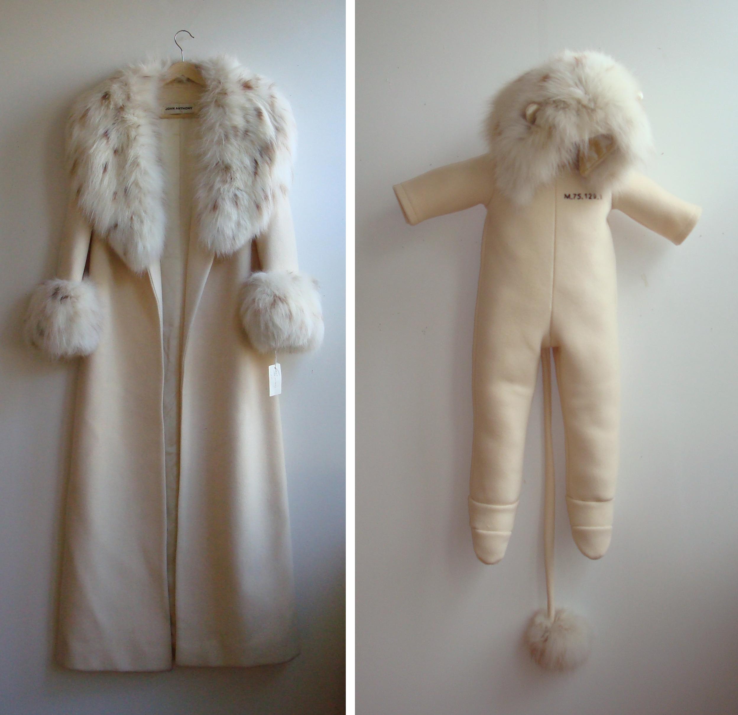 John Anthony Coat