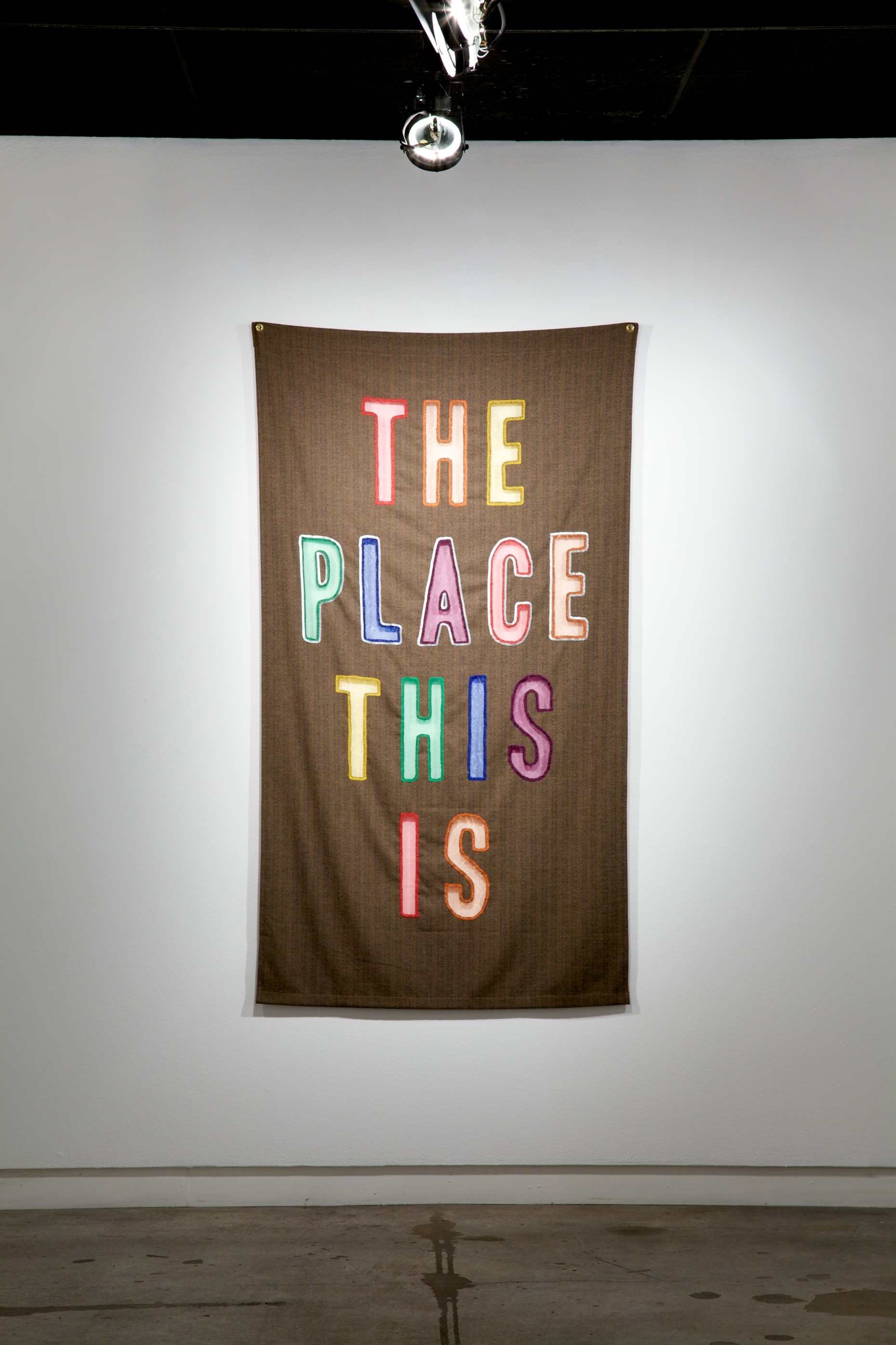The Place This Is (2010)