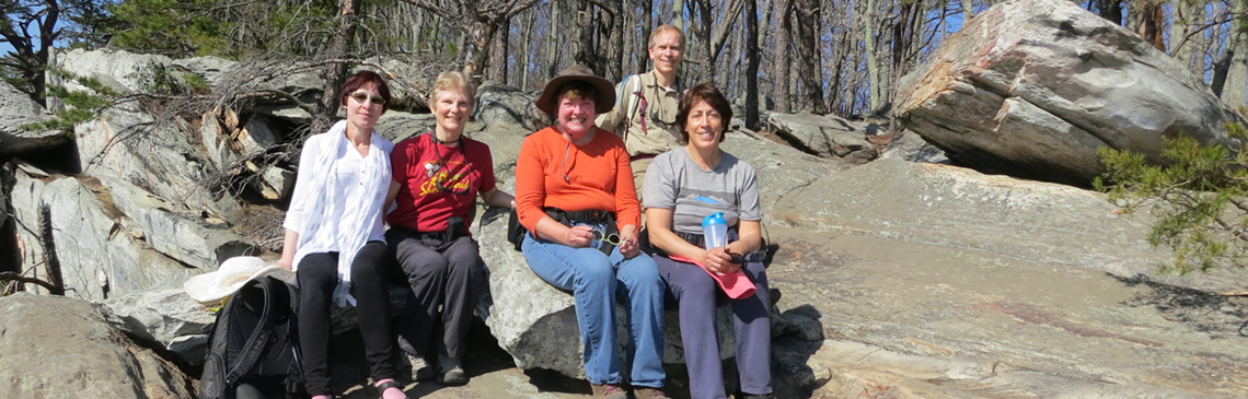 Bull Run Mountains Conservancy - Apr 12, 2014