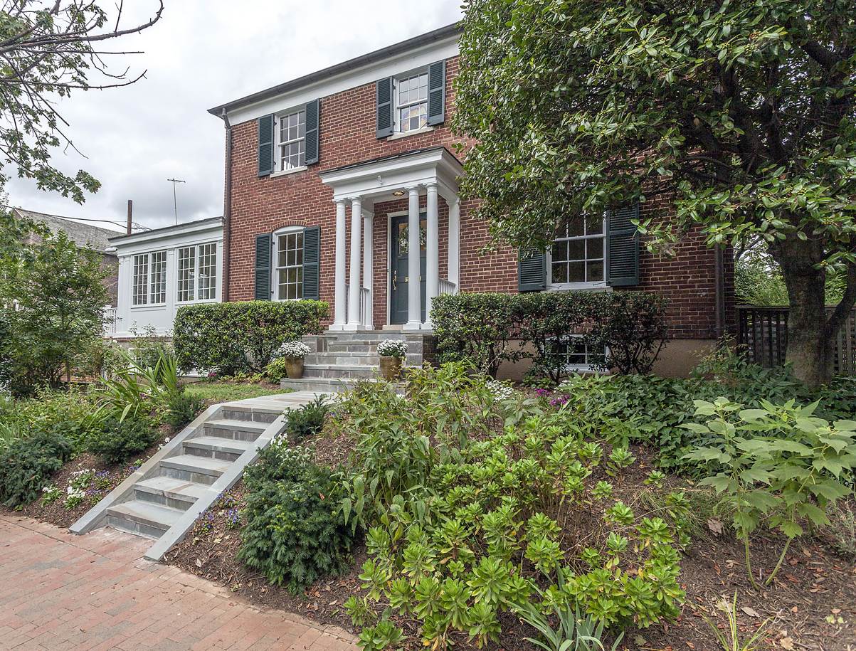 This R Street house, which Lenore listed in 2014, was on the market for3 days and sold for5 percent more than offered.