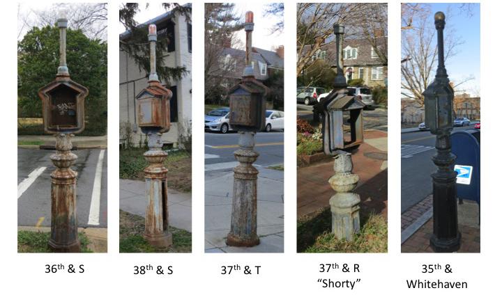 initial planning for the call box restoration project began in May 2013.