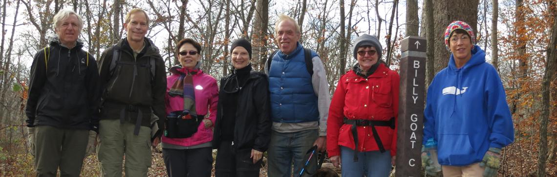 Billy Goat Trail (Section C) - Nov 14, 2015