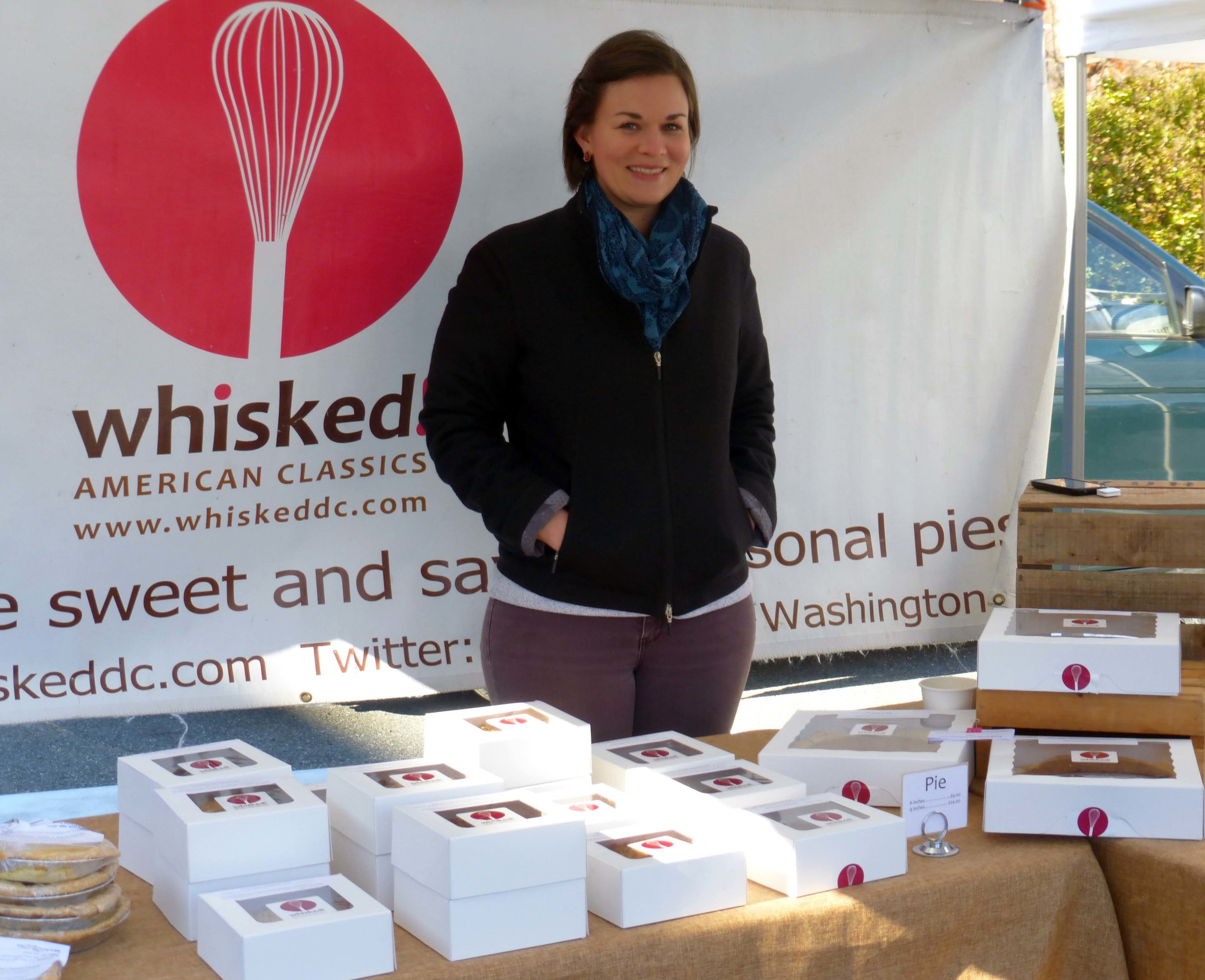 Stop by Whisked! for Thanksgiving treats.