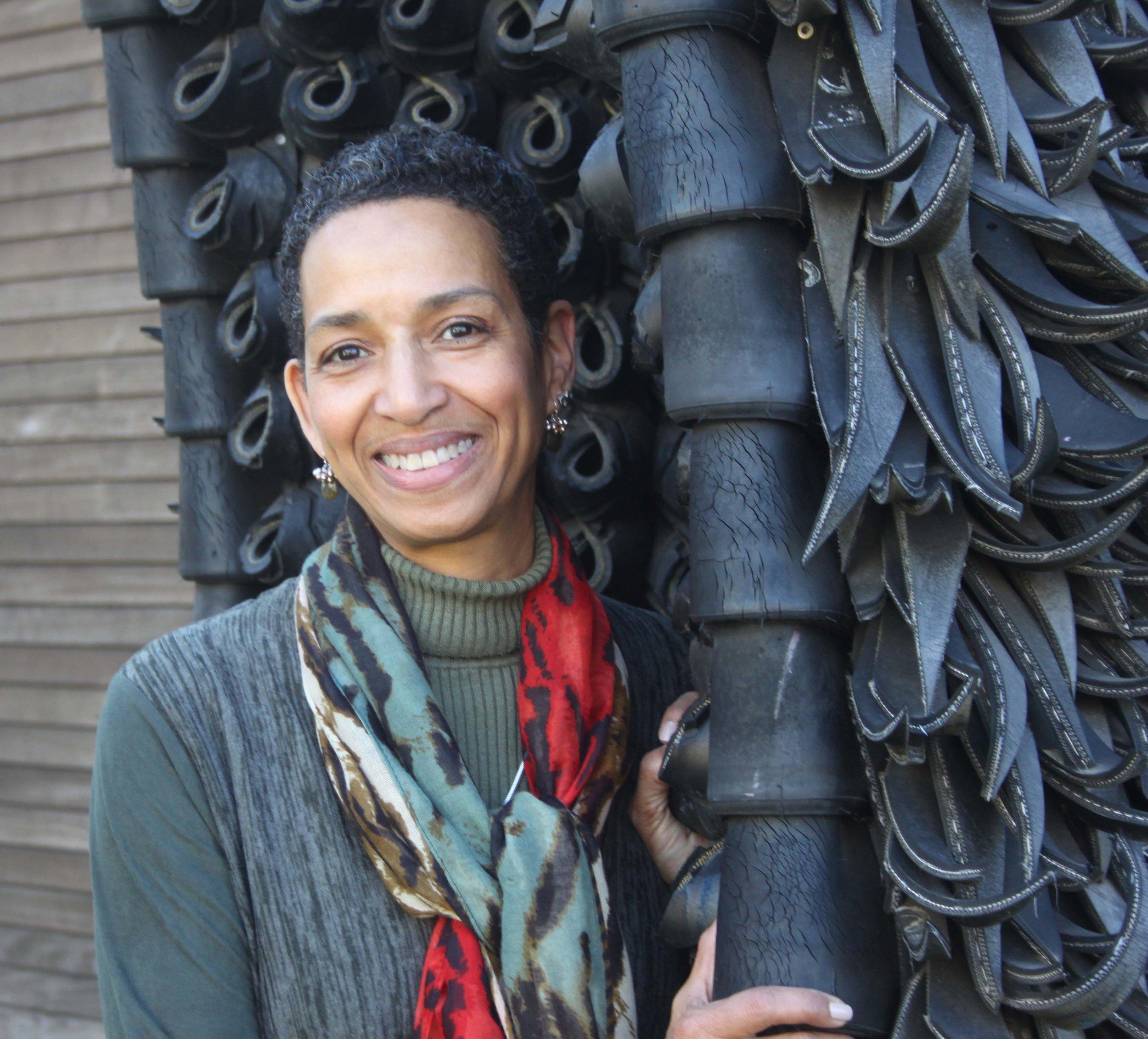 Tia Powell-Harris. Photos by Brian Nielsen.