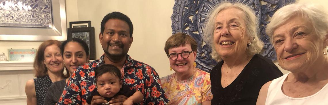 Pot Luck Dinner at Home of DivyaSwami and Kishan Putta - Sep 5, 2018