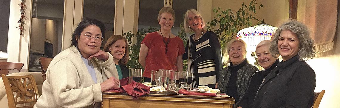 Pot Luck Dinner at home of Jeanie Murphy - Mar 1, 2019