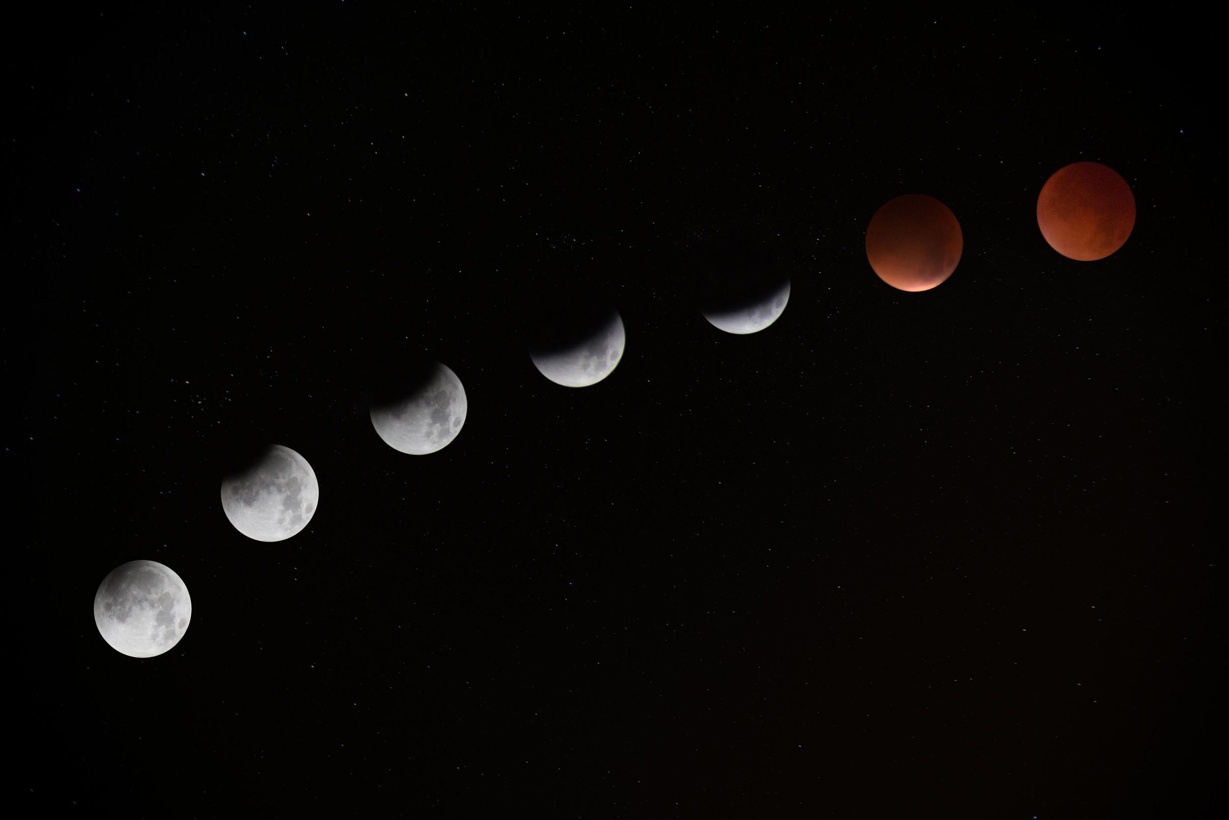 Blood Moon by  Jake Hills