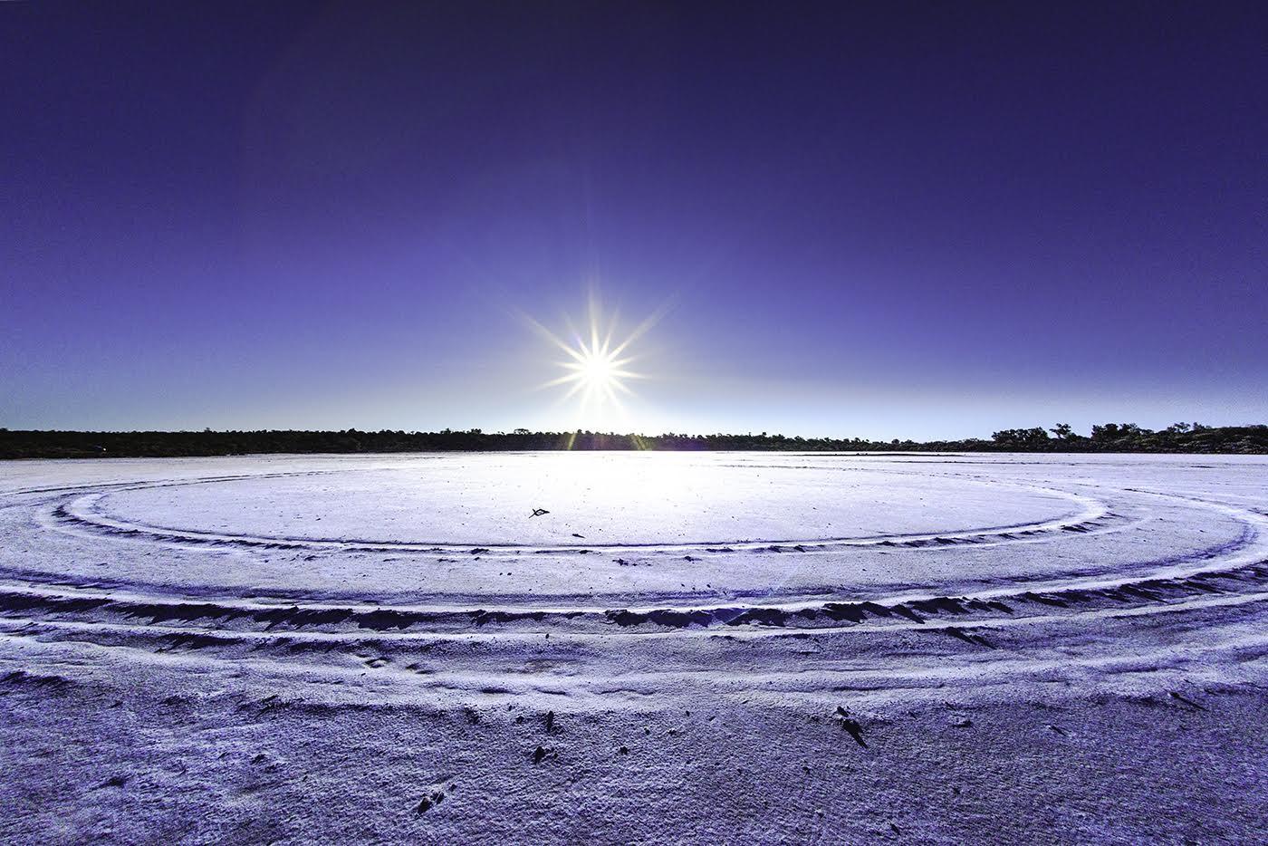 Salt Lake Circles (c) Claudia Jocher