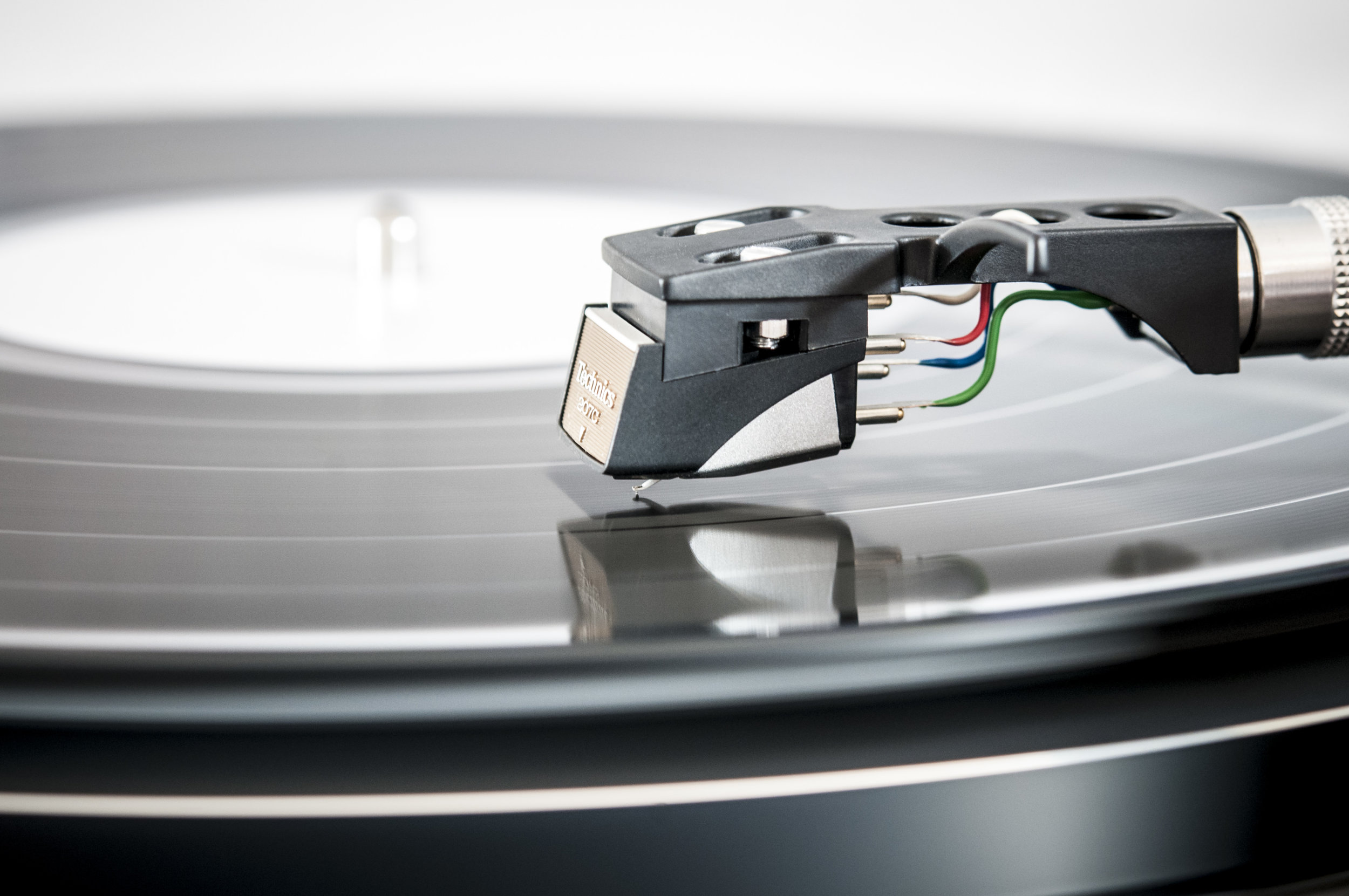 LP records -- a commitment of time and money. Pic by  Kai Oberhäuser