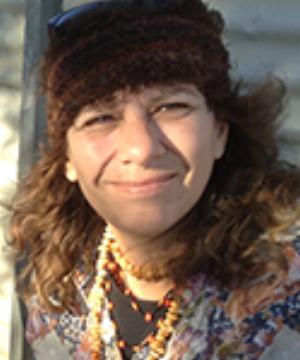Ali cobby-eckermann in America with the  international writing program  2014