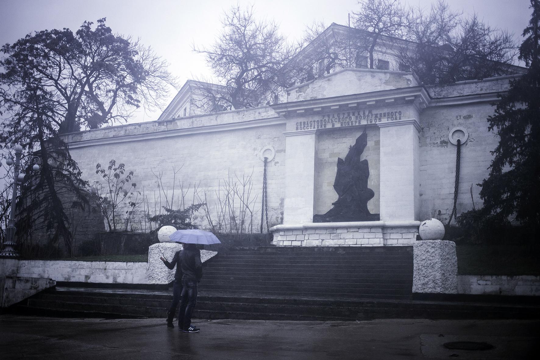 Sevastopol, Crimea, 2014