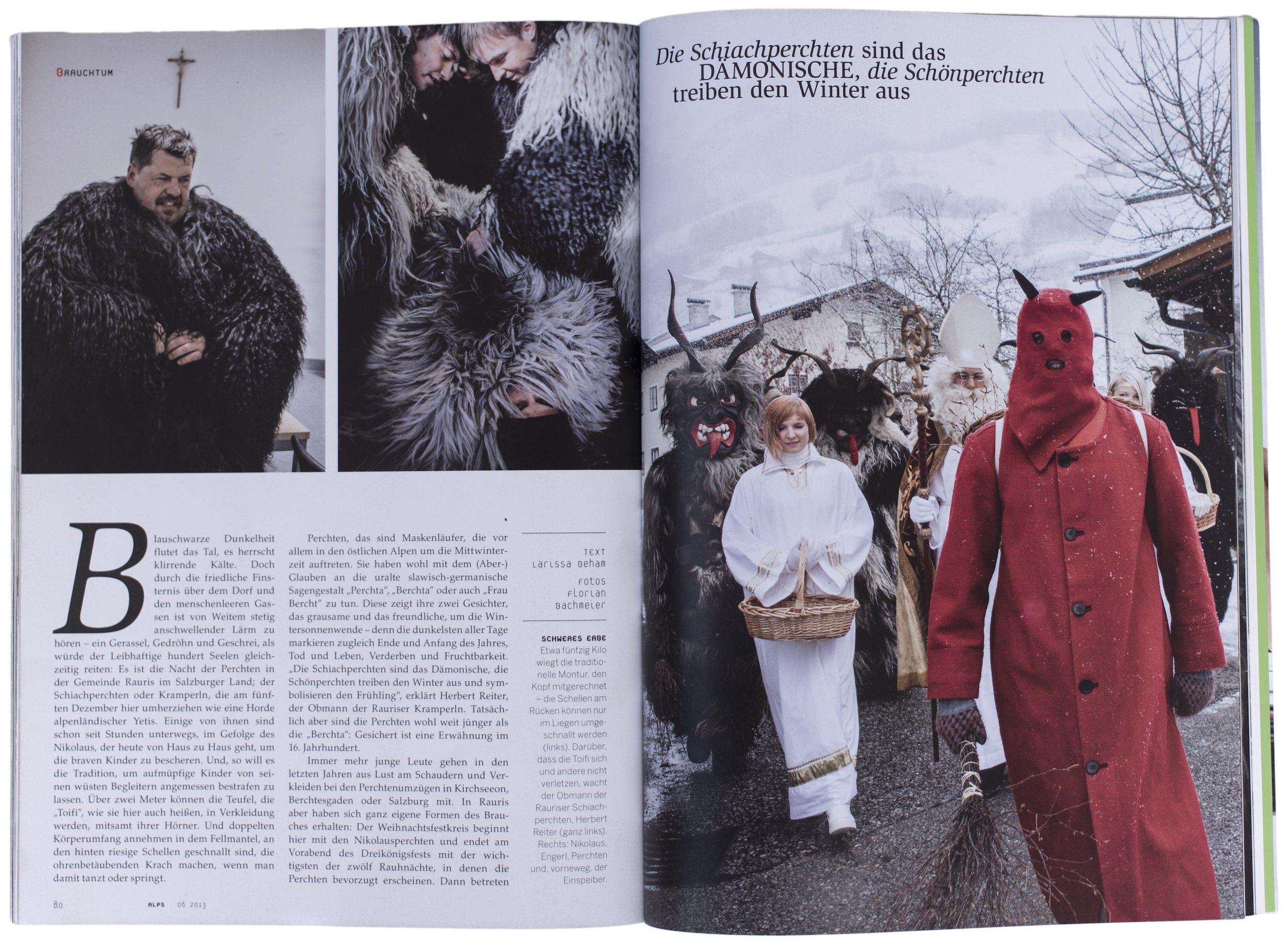 ALPS Magazine, Juni 2013