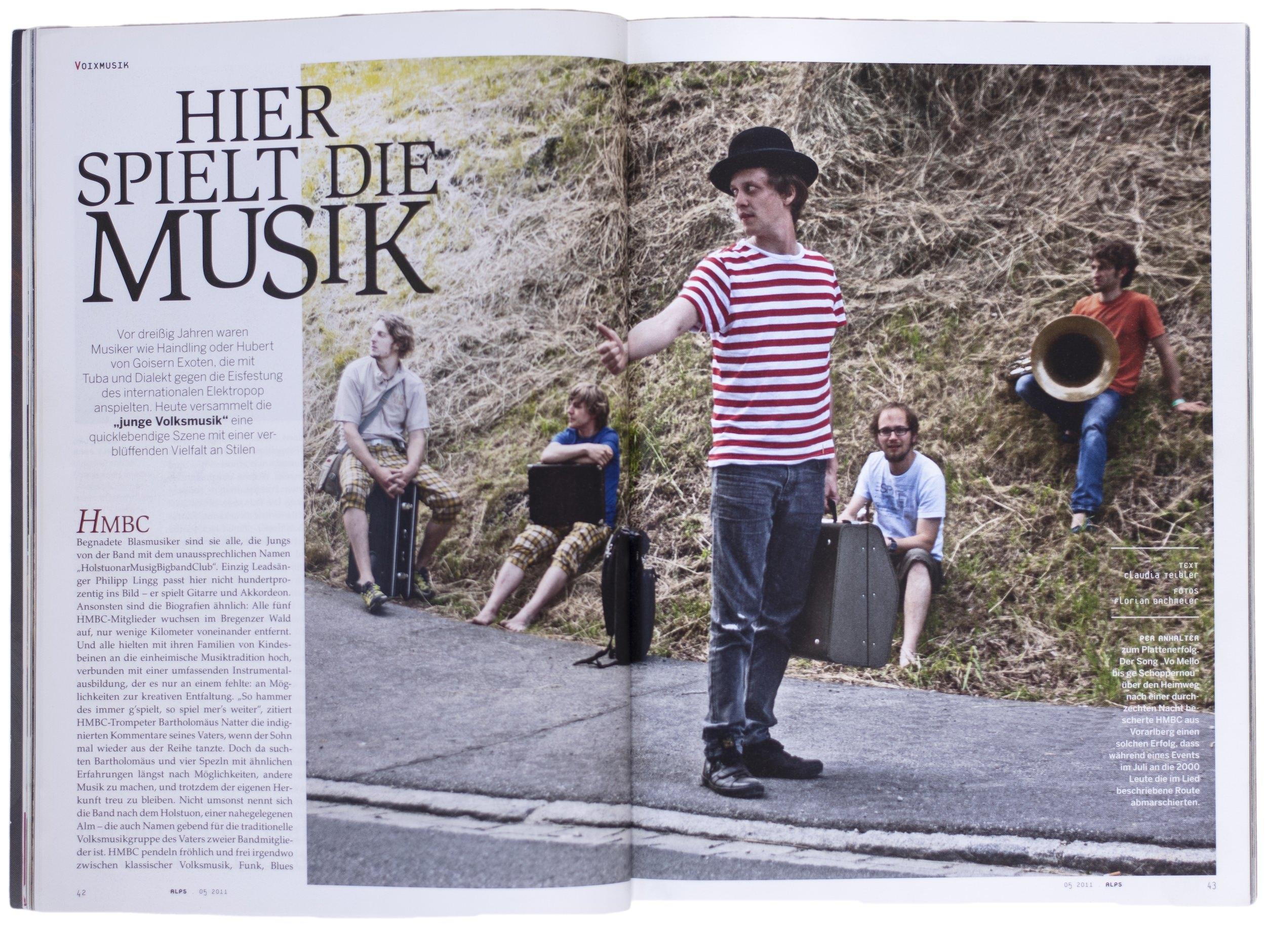 ALPS Magazine, Mai 2011